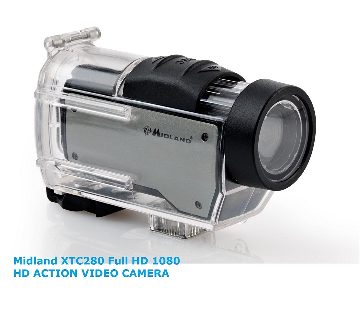 Midland XTC-280 Action Camera