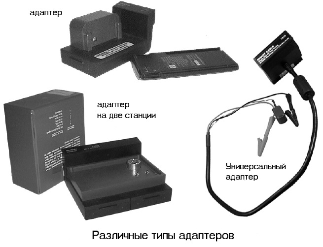 BatteryScan BS1204 анализатор АКБ