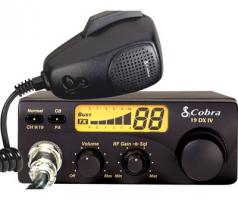 Cobra 19 DX IV, 27МГц