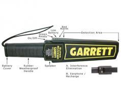 Garrett Superscanner V металлодетектор