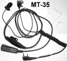 MT35, гарнитура