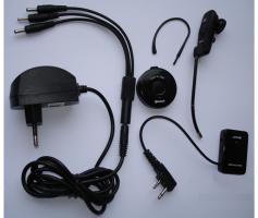 TTI TBT-01. SeeCode SCM713. Bluetooth для радиостанций