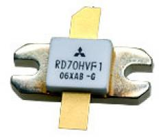 RD70HVF1. СВЧ транзистор