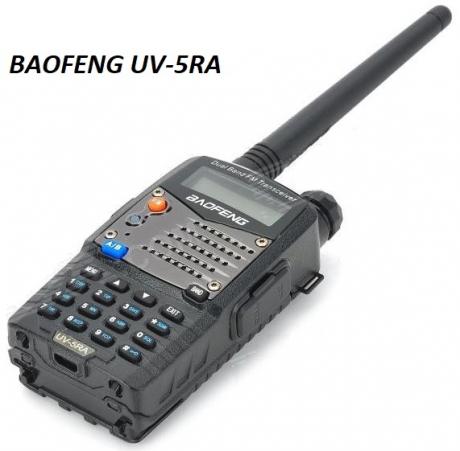 BAOFENG UV-5RA VHF/UHF
