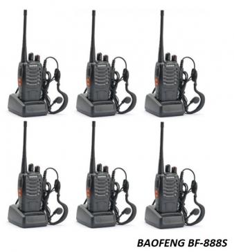 BAOFENG BF-888S UHF (6 шт.)