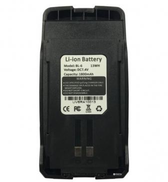 Аккумулятор BL-6 для Baofeng UV-6R