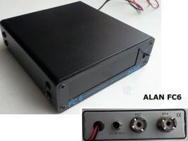 ALAN FC6, частотомер