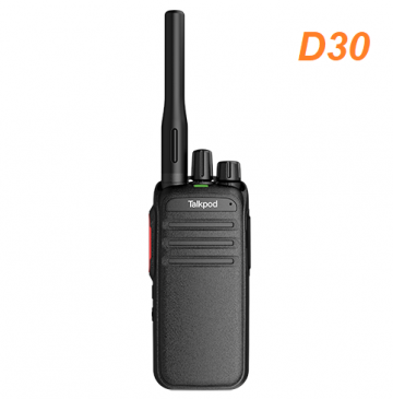 Talkpod D30 DMR радіостанція
