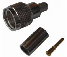 mini-UHF обжим под RG58