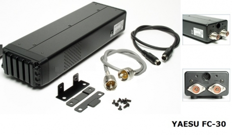 Yaesu FC-30 антенный тюнер