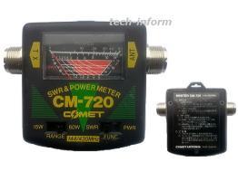 Comet CM-720 SWR&Power meter