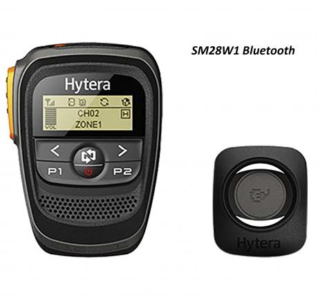 Hytera SM27W1 беспроводная гарнитура Bluetooth