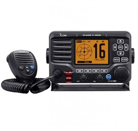 Icom IC-M506E морская радиостанция