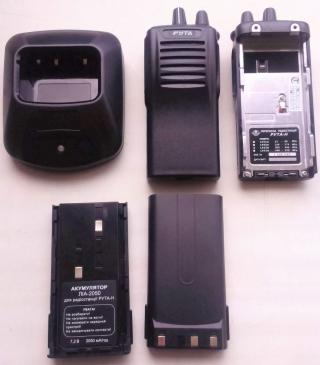 Рута-Н (ДМ3) речная радиостанция