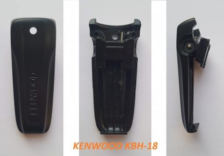 Скоба (клипса) KBH18 для Kenwood TK3000