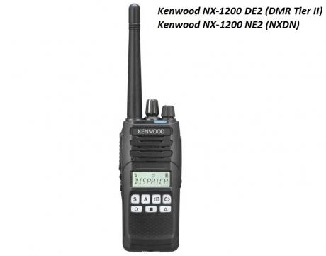 Радиостанция Kenwood NX-1200 DE2 (DMR)