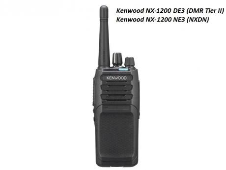 Радиостанция Kenwood NX-1200 DE3 (DMR)
