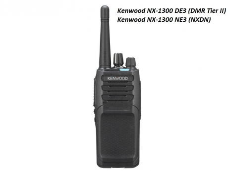 Радиостанция Kenwood NX-1300 DE3 (DMR)