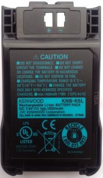 Kenwood KNB-65L