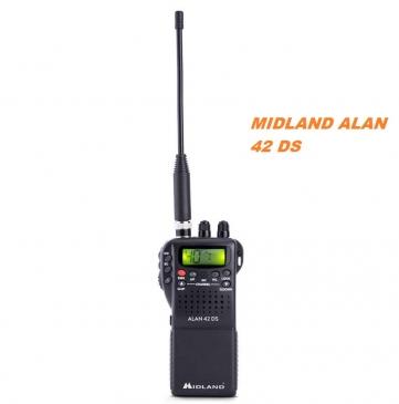 Радиостанция носимая Midland Alan 42 DS