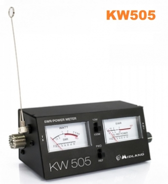 КСВ-метр Midland KW-505