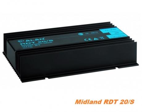 Преобразователь Midland RDT 20/S. 24В/13,8В, 20А