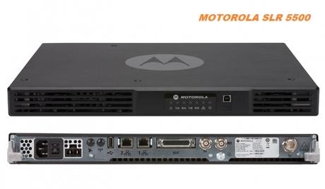 Motorola SLR5500 MOTOTRBO Repeater 50W