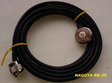 Nagoya RB-25 NMO mount