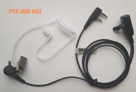 PTE800 K01 гарнитура