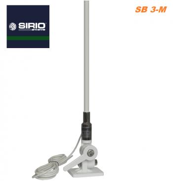 SIRIO SB 3 M. антенна морская
