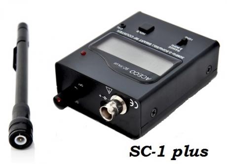 ACECO SC-1 PLUS. Частотомір