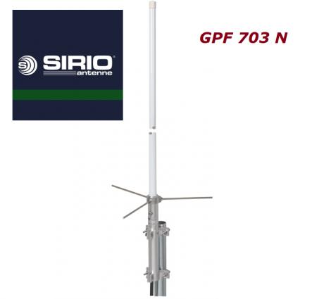 Антенна SIRIO GPF 703 N (370-510MHz)