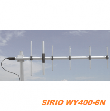 Антенна SIRIO WY 400-6N (400-470MHz) направлена
