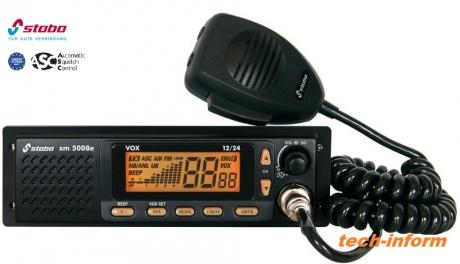 Stabo XM-5008E-R VOX 12/24V