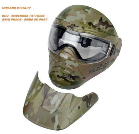 Тактична маска для пейнтбола Midland BOO - C1058.17