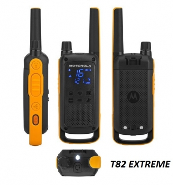 Motorola TALKABOUT T82 EXTREME Twin Pack WE
