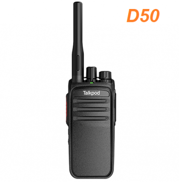 Talkpod D50 DMR радіостанція