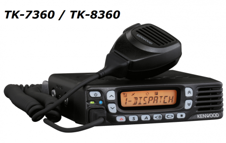 Радиостанция Kenwood TK7360M