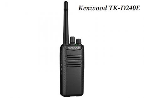 Радиостанция Kenwood TK-D240E DMR