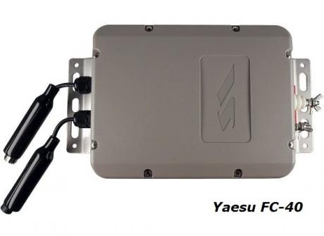 Yaesu FC-40 антенный тюнер